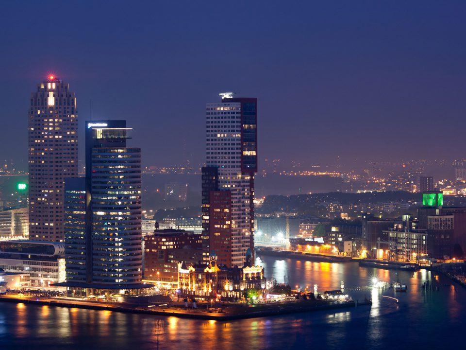Omgeving Hotel New York Rotterdam 5