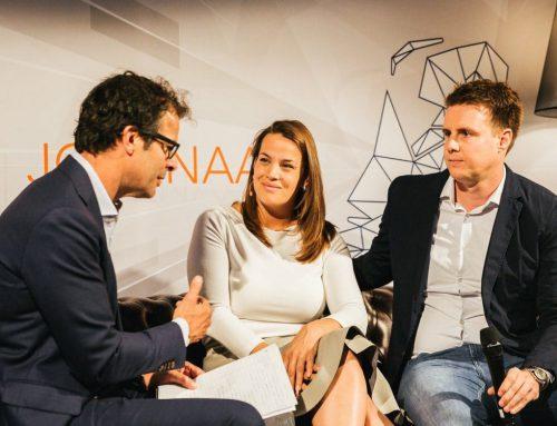 NeVaCon Journaal – Blockchain in Vastgoed (Esther Dekker en Joost de Kruijff)